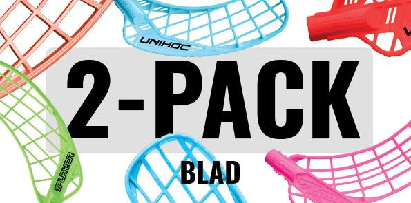 2-PACK BLAD