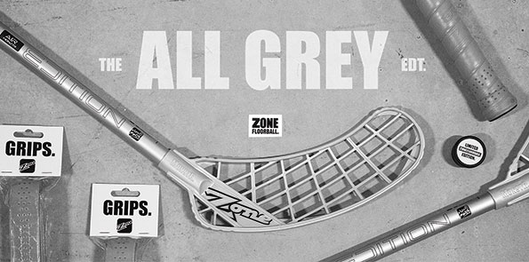 Zone ALL GREY Limited Edition