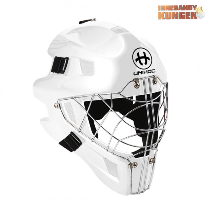 Målvakt mask Unihoc Optima 66 SR