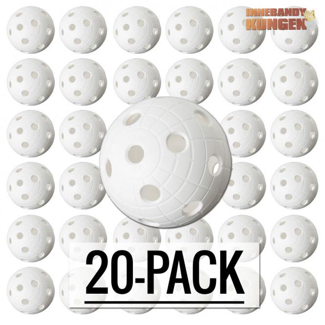 Innebandyboll Crater 20-pack