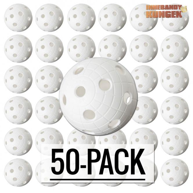 Innebandyboll Crater 50-pack