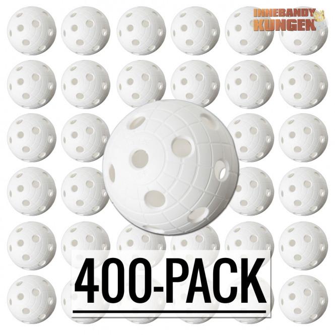Innebandyboll Crater 400-pack