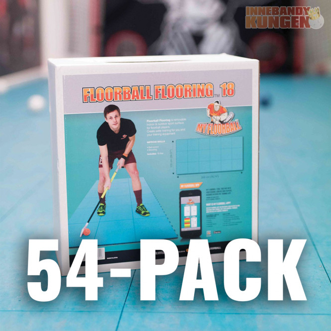 My Floorball Puzzle 54-pack