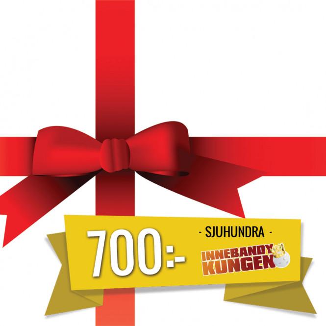 Presentkort 700:-