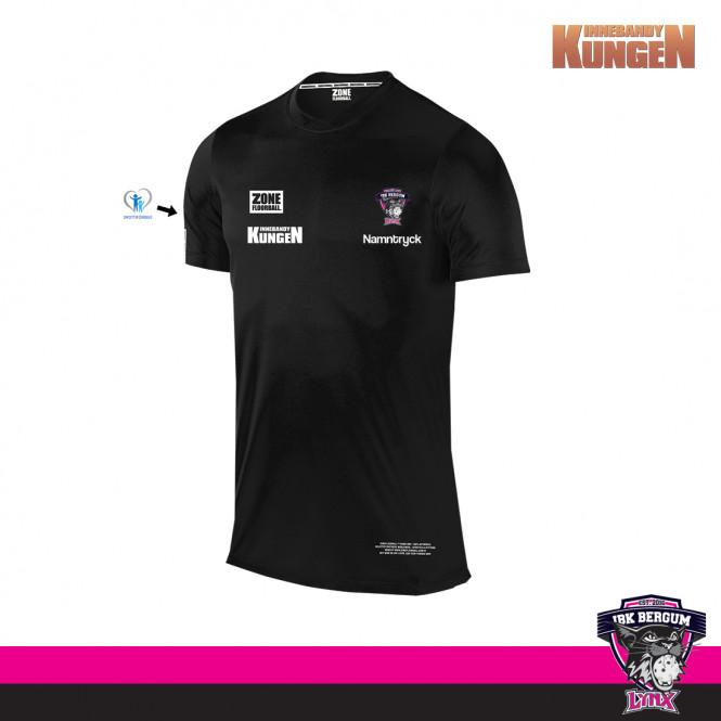 T-shirt Athlete JR Lady Cut IBK Bergum