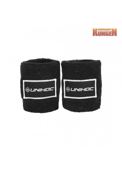 Unihoc Wristband TERRY 2-pack