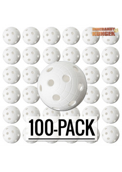 Innebandyboll Crater 100-pack