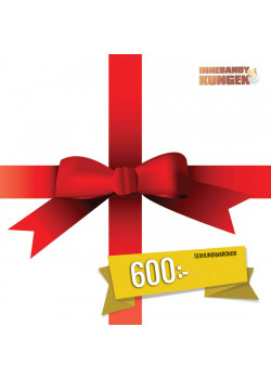 Presentkort 600:-