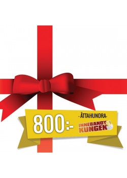 Presentkort 800:-