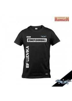 T-shirt Personal JR/SR IBF Ludvika